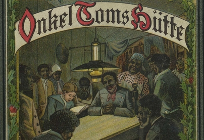 cover of Uncle Tom's Cabin in German